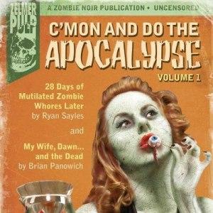Apocalypse Vol 1 cover